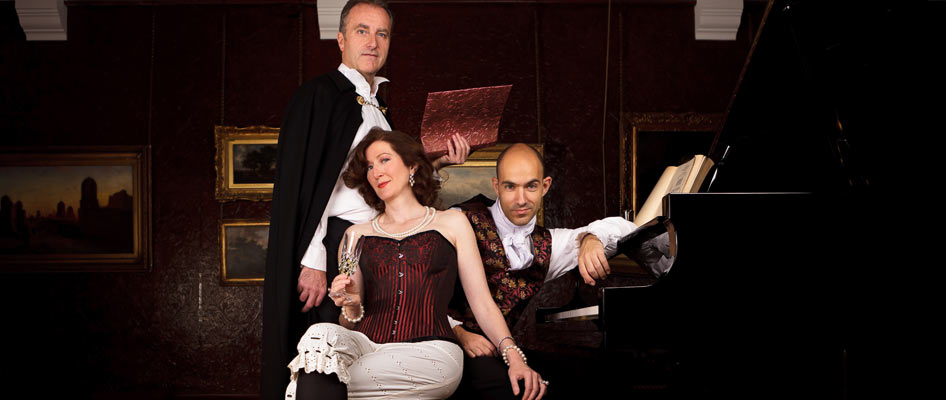Courtesans live opera and period drama production